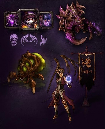 StarCraft 2 Heart of the Swarm (SC2 HotS) DELUXE EU