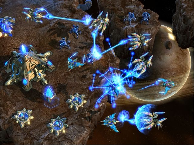 StarCraft 2 Heart of the Swarm (SC2 HotS) EU RU