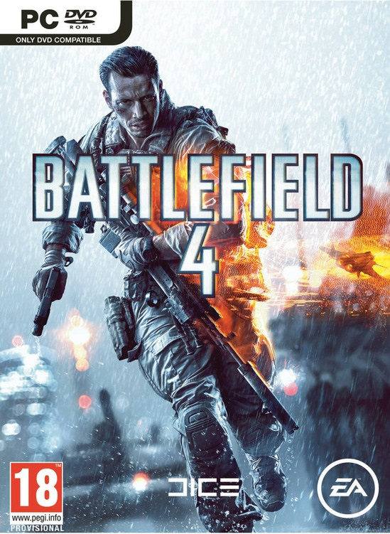 Купить BATTLEFIELD 4   REGION FREE MULTILANG Origin