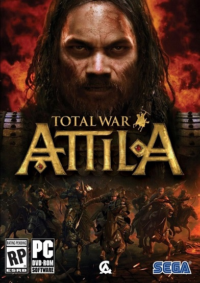 Total War: Attila STEAM CD-KEY RU