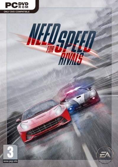 NEED FOR SPEED RIVALS  (RU-PL) REGION FREE