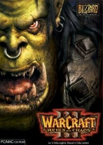 WarCraft III 3: Reign of Chaos battle net region free