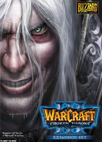 Warcraft 3: The Frozen Throne (battle net) region free