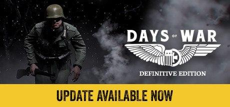 Days of War: Definitive Edition Free region