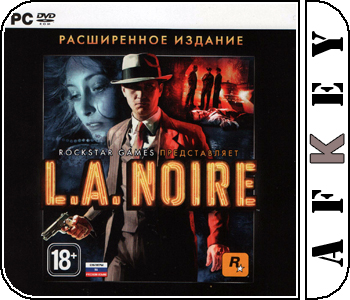 LA Noire Advanced Edition - CD-Key