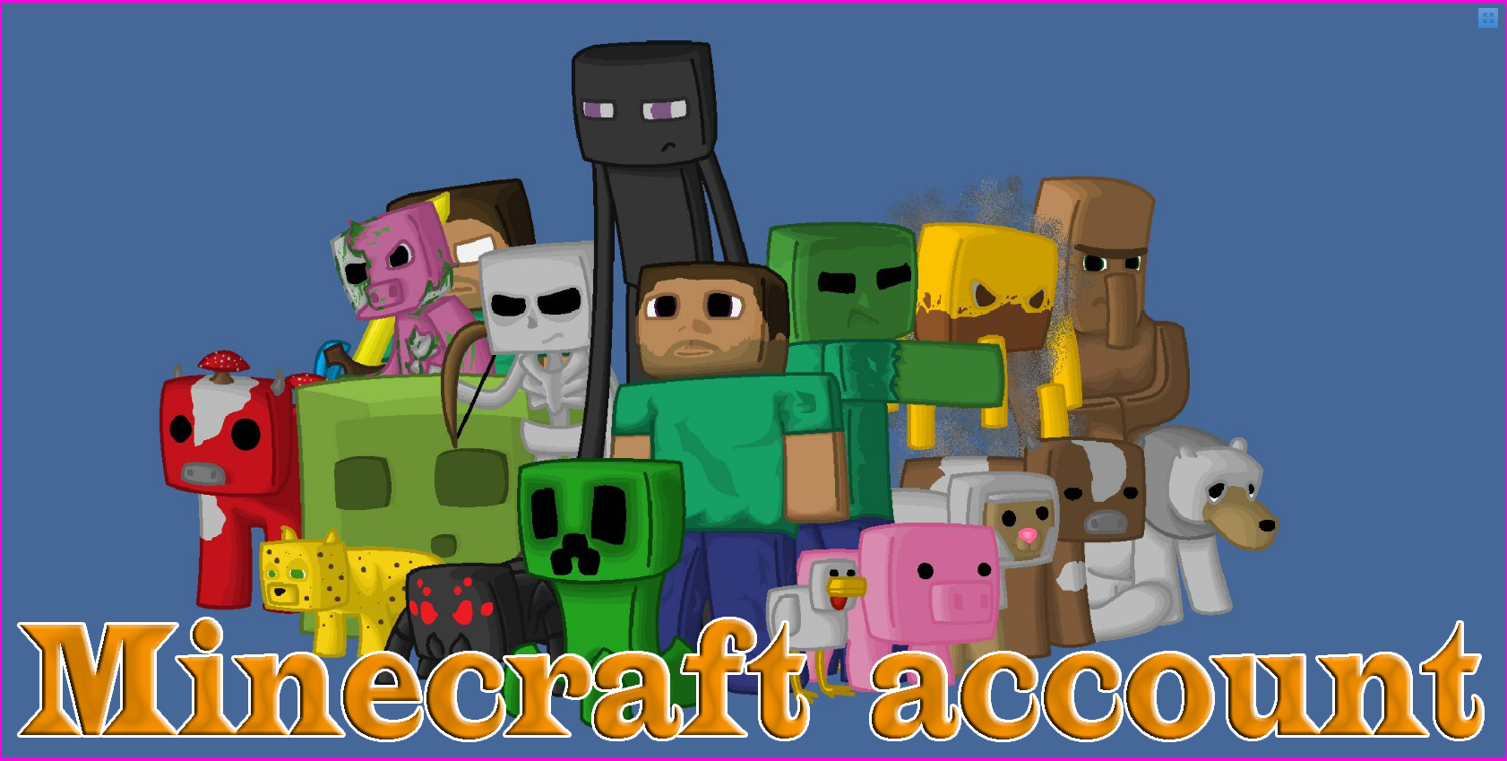 Minecraft - Premium License Account (Account) Reg. free