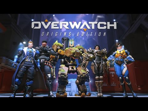 Overwatch: Origins Edition (Battle.net key) RU