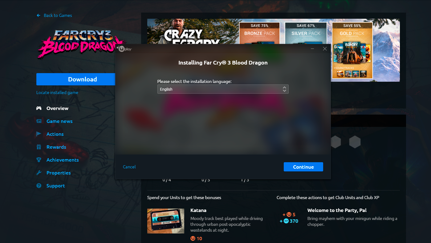 7 Games (Uplay account) Multilanguage