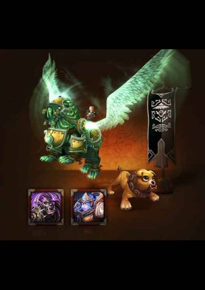 World of Warcraft - Mists of Pandaria Digital Deluxe EU
