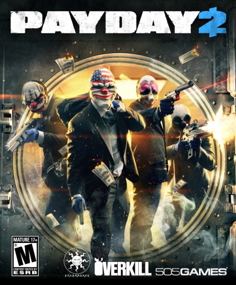 PAYDAY 2 (Steam account) Multilanguage + Region free