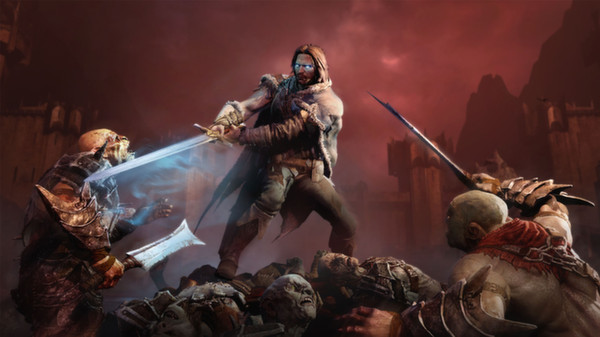 Middle-earth: Shadow of Mordor - The Dark Ranger Skin