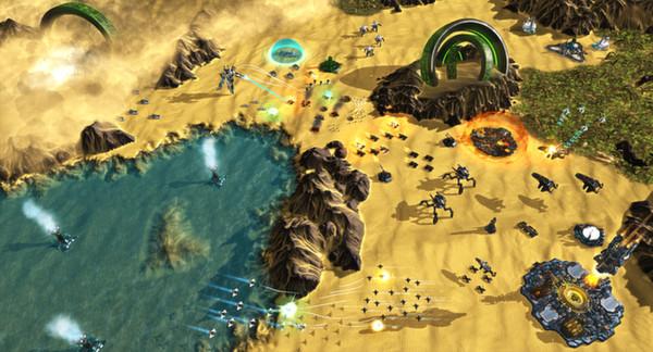 Скриншот  4 - Etherium (Steam key) RU CIS