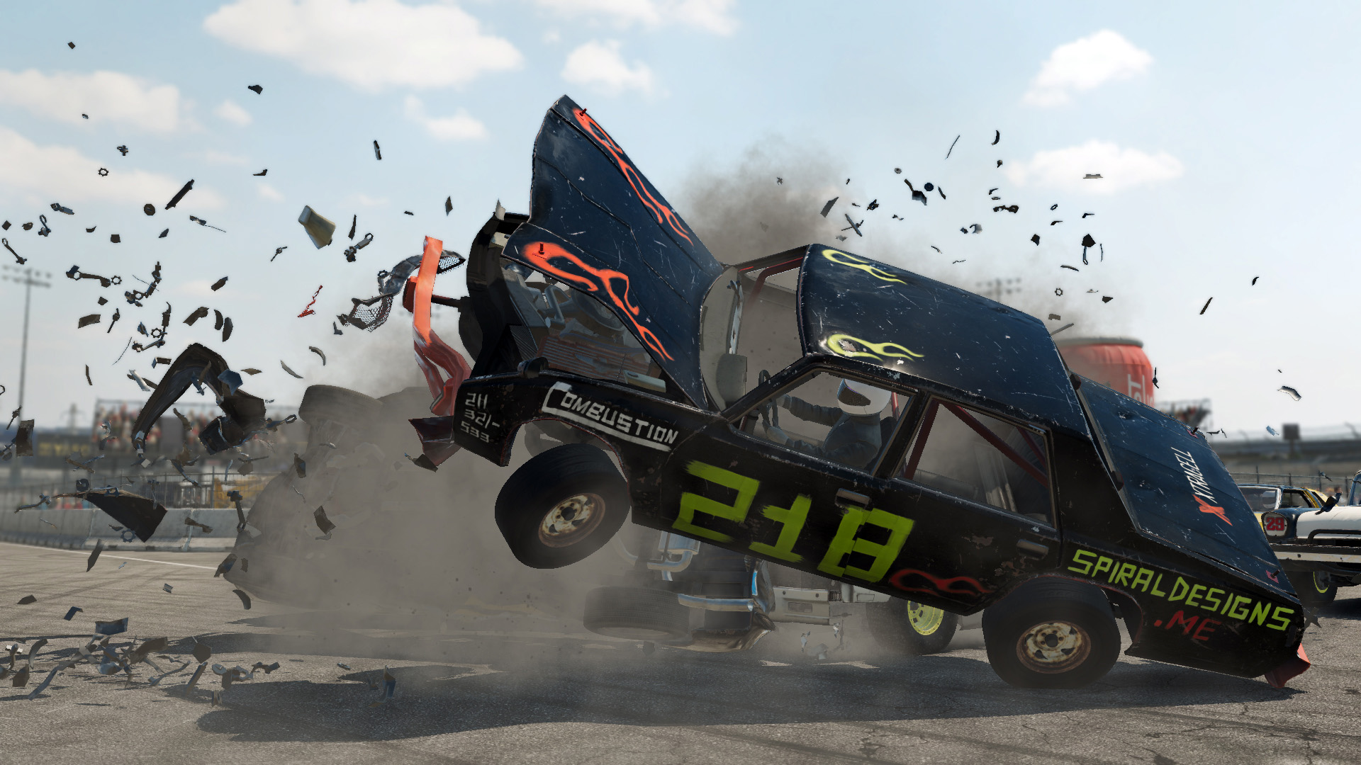 Wreckfest (Steam key) @ RU