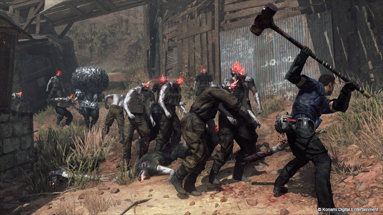 Metal Gear Survive  (Steam key) @ RU