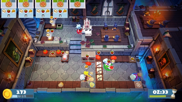 Overcooked! 2 - Too Many Cooks (Steam) @ Region free