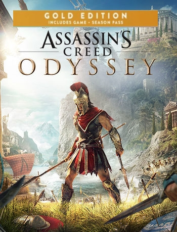 Assassin´s Creed Odyssey - Gold (Uplay key) @ RU