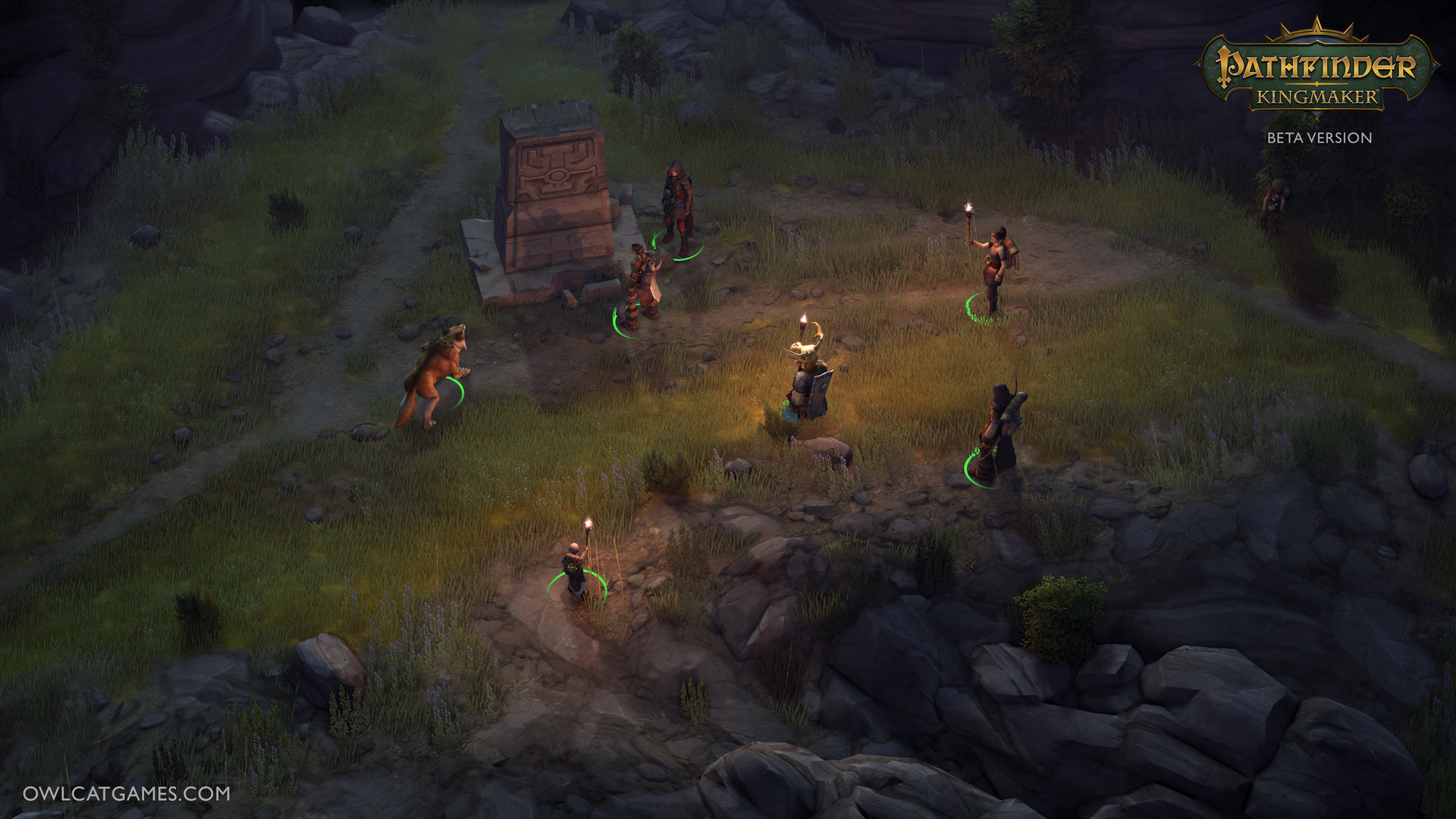 Pathfinder: Kingmaker Royal Edition (Steam key) @ RU