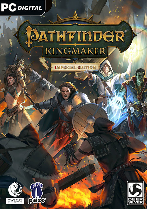 Pathfinder: Kingmaker Imperial Edition (Steam) @ RU