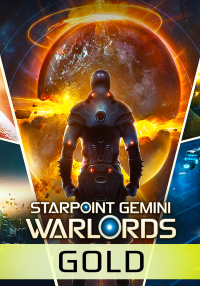 Starpoint Gemini Warlords GOLD PACK (Steam key) @ RU