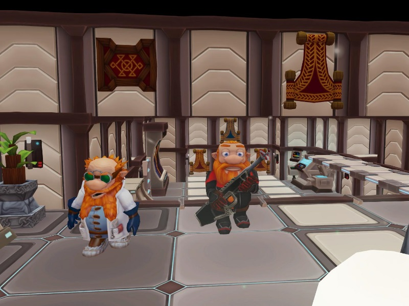 A Game of Dwarves: Star Dwarves (Steam key) @ RU
