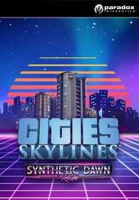 Cities: Skylines - Synthetic Dawn Radio (Steam) @ RU