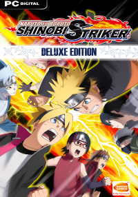 NARUTO TO BORUTO:SHINOBI STRIKER Deluxe Ed(Steam) @ RU