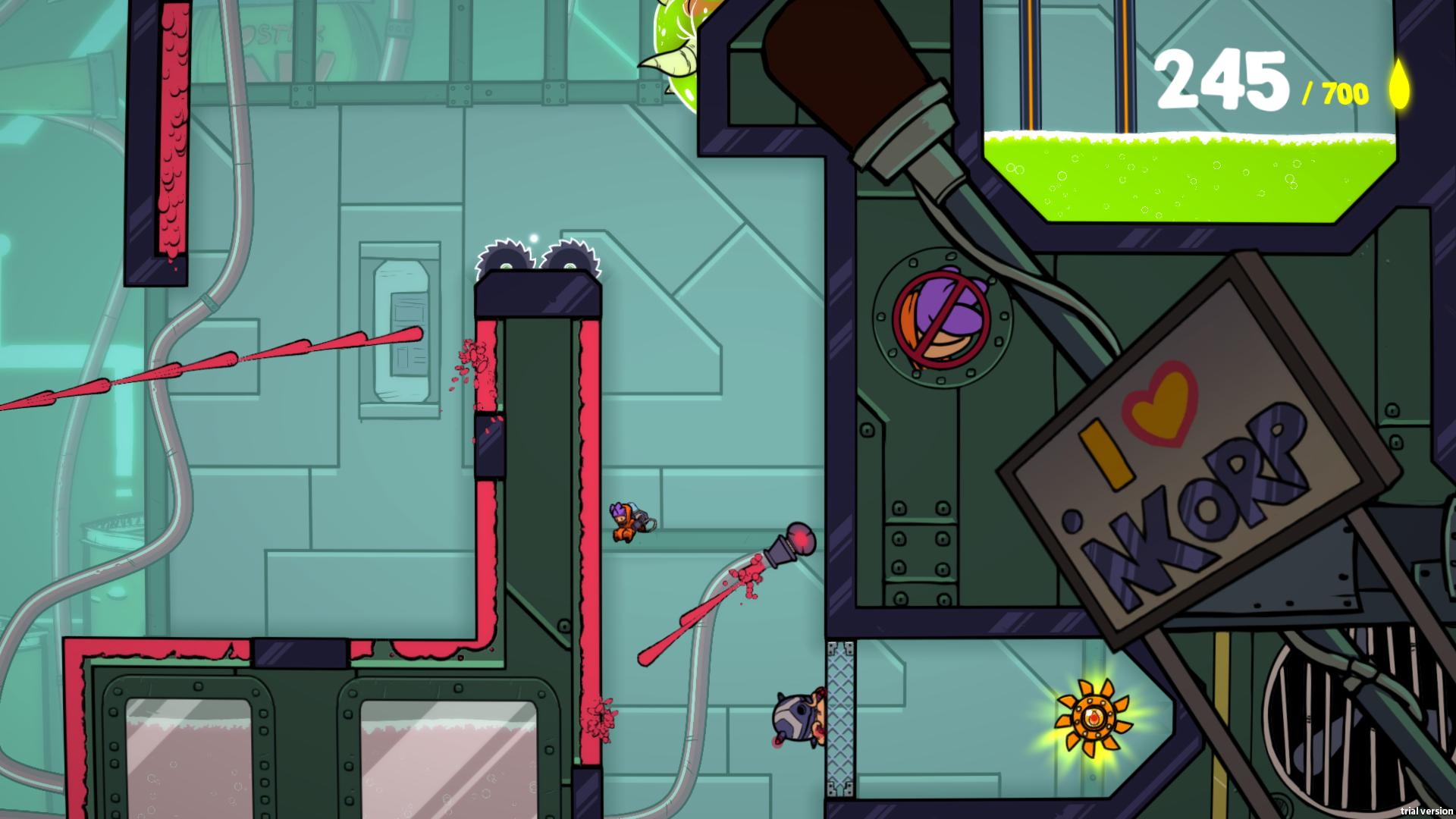 Splasher (Steam key) @ RU