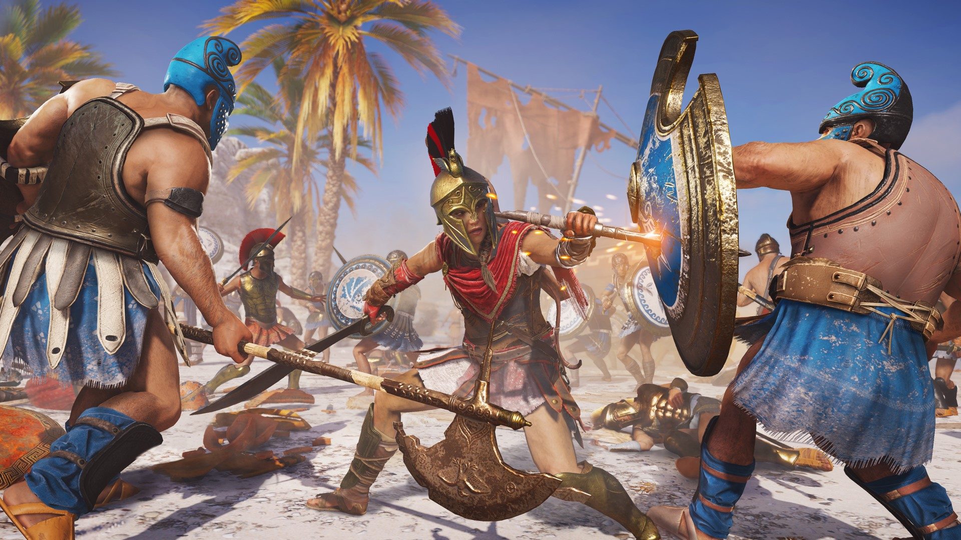 Assassin´s Creed Odyssey Season Pass (Uplay key) @ RU