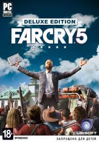 Far Cry 5 Deluxe Edition (Uplay key) @ RU