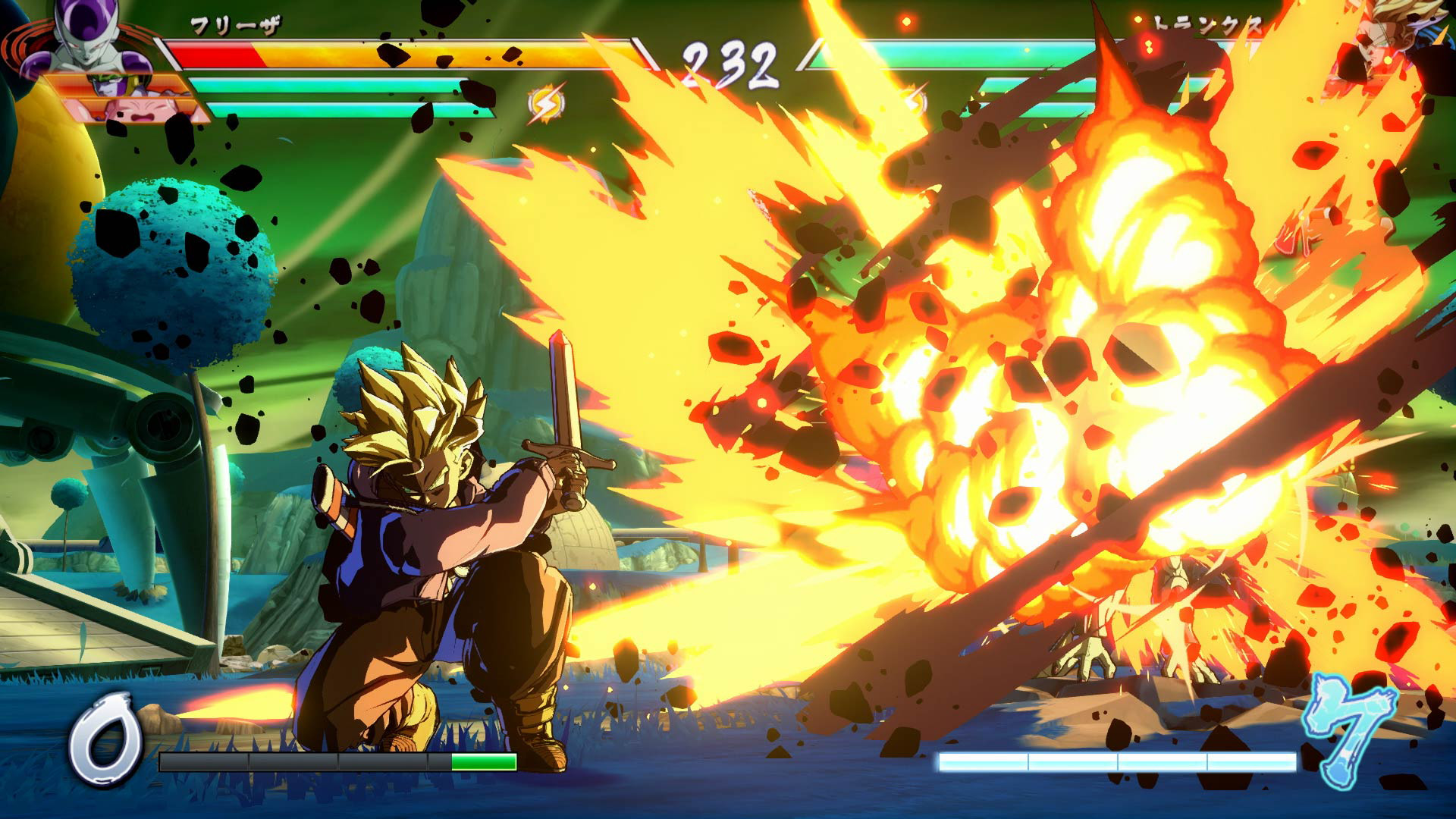 Dragon Ball Fighter Z (Steam key) @ RU