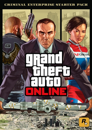GTA V 5 Criminal Enterprise Starter Rockstar key @ RU