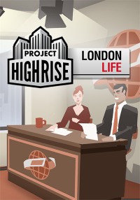 Project Highrise : London Life (Steam key) @ RU
