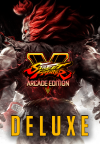 Street Fighter V: Arcade Edition Deluxe (Steam) @ RU