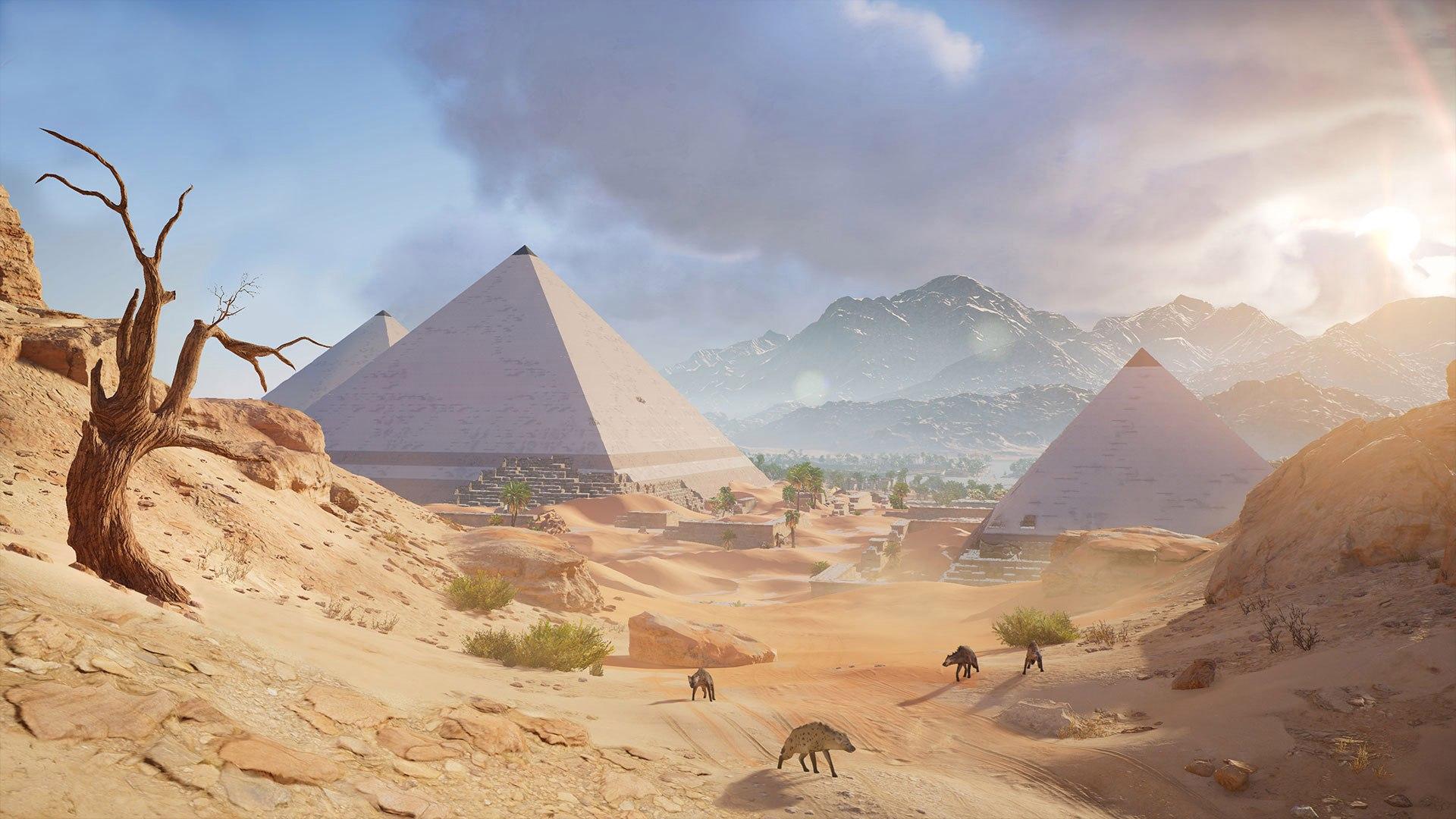 Обои гробница, иероглифы, Пирамиды, пустыня, египет. Разное foto 11