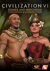 CIV VI - Khmer Indonesia Civilization Scenario @ RU
