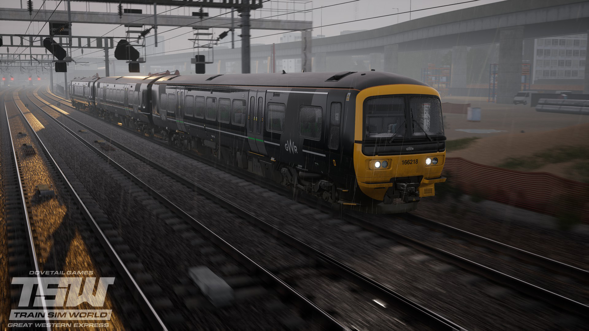 Train Sim World: Great Western Express (Steam) @ RU