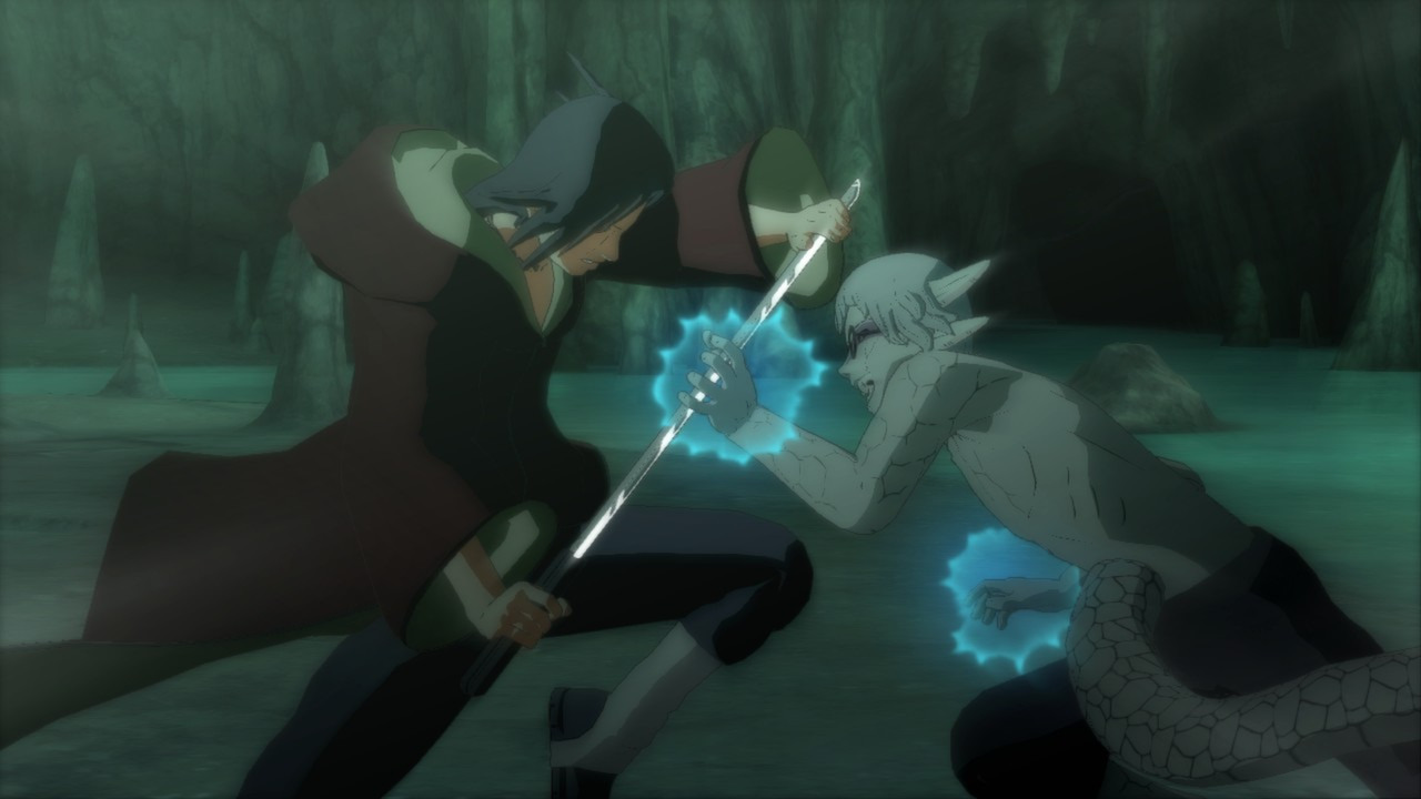 NARUTO: Ultimate Ninja STORM 3 Full Burst HD @ RU