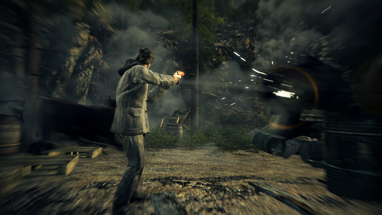 Alan Wake (Steam key) @ Region free