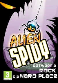 Alien Spidy: Between Rock and Hard Place (Steam) @ RU