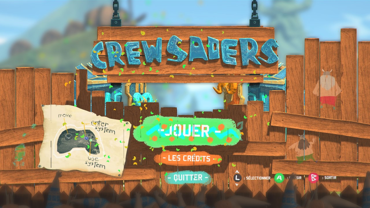 Crewsaders (Steam key) @ RU