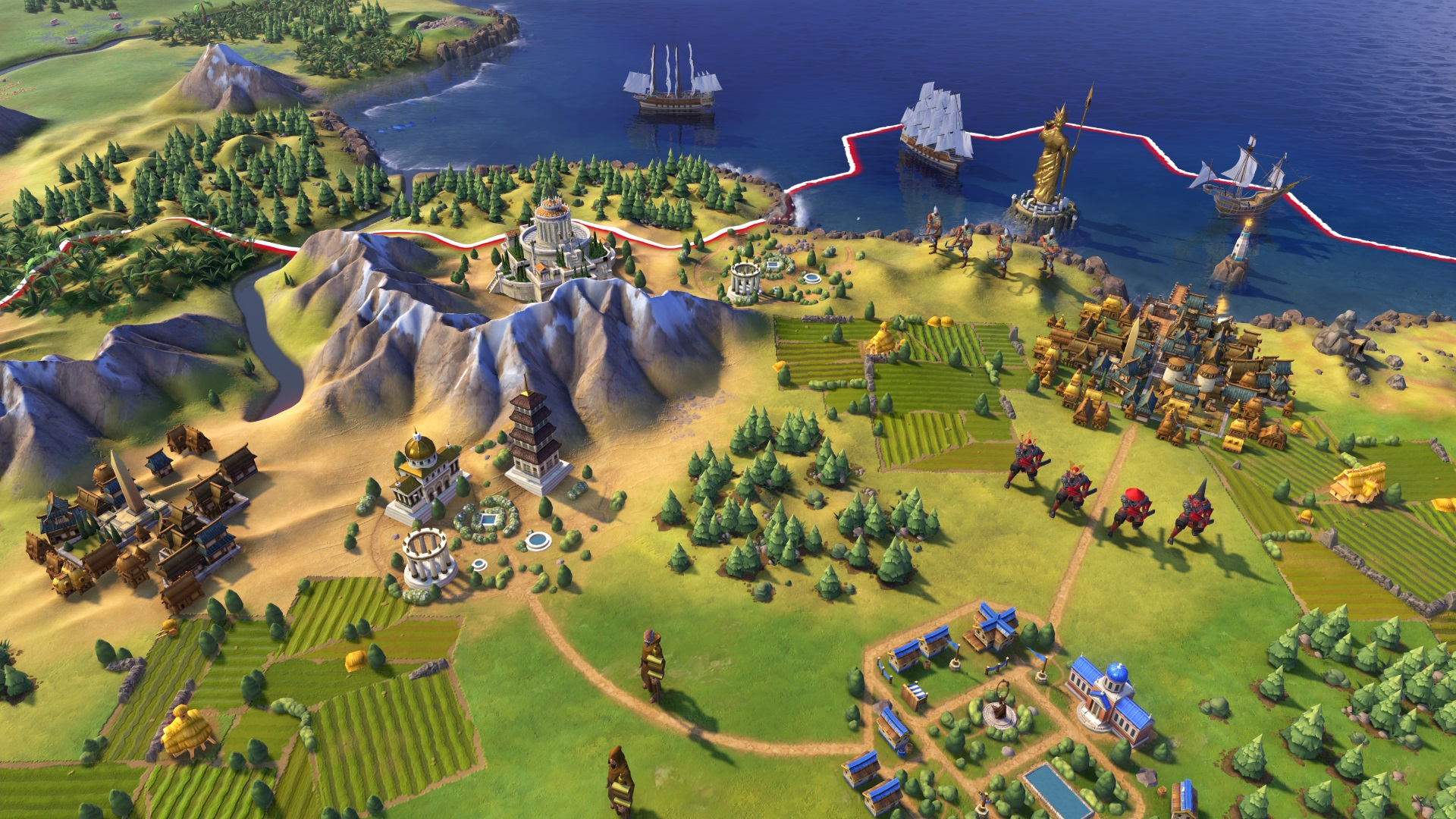 Sid Meier´s Civilization VI. Digital Deluxe Ed. @ RU