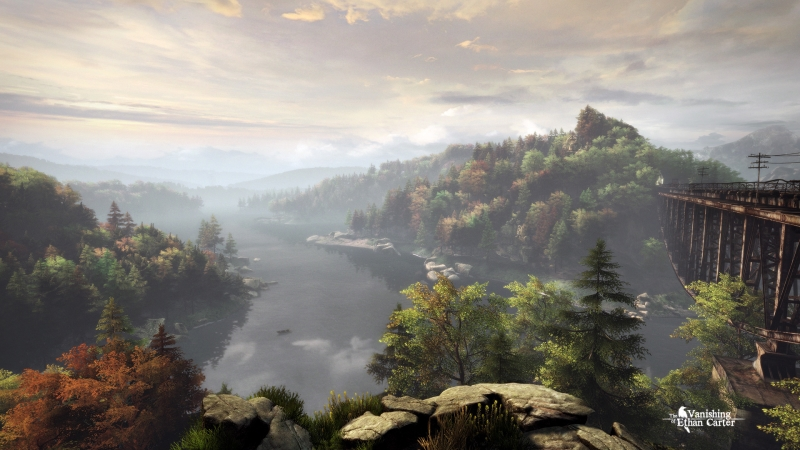 The Vanishing of Ethan Carter (Steam) @ Region free