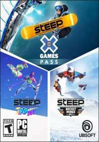 Steep X Games Pass (Uplay key) @ RU