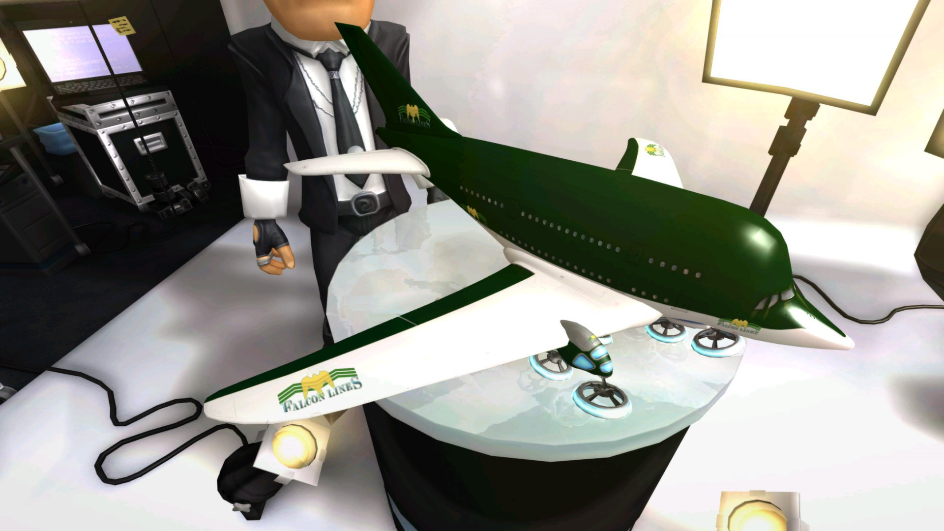 Airline Tycoon 2 Falcon Airlines DLC (Steam key) @ RU