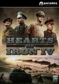 Hearts of Iron IV: Cadet Edition (Steam key) @ RU