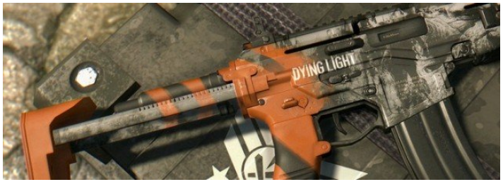 Dying Light - Harran Military Rifle (Steam) Region free