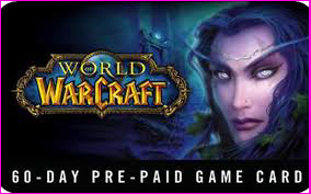 World of Warcraft 60 DAYS Time Card (Battle.net) EU