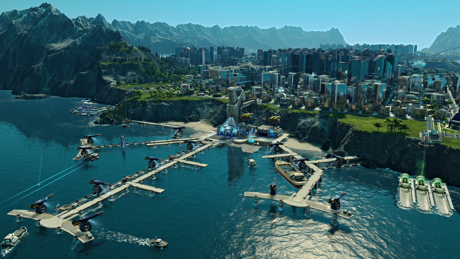 Anno 2205. Ultimate Edition (Uplay key) @ RU