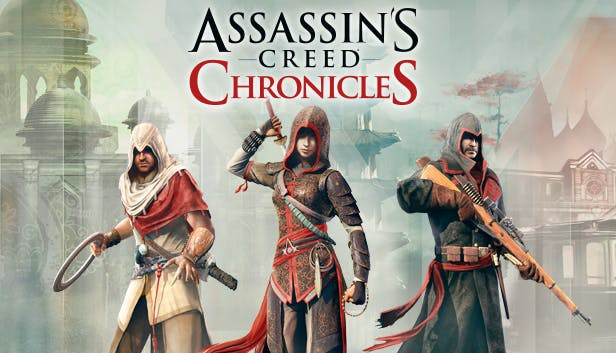 Assassin´s Creed Chronicles Trilogy (Uplay key) @ RU