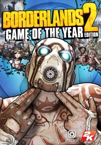 Borderlands 2: Game of the Year Edition Steam key @ EU